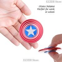 Spinner Metal - New Fidget Spinner Captain America - Hand Spinner
