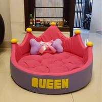 Tempat Tidur Anjing / Kucing / Hamster / Kelinci (60x50cm)
