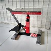 Jackstand Jack Stand Paddock Tengah Standar Motor Trail