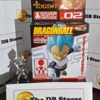 Bandai Snap Heroes Dragon Ball 02 Vegeta God Blue