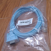 Kabel Console Cisco Serial DB9 (RS232) to RJ45
