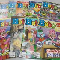 Majalah Bobo bekas