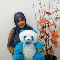 boneka bear kelopak XL