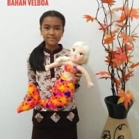 boneka mermaid / boneka putri duyung