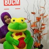 boneka king frog / boneka kodok jumbo