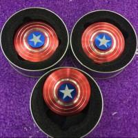 Fidget Spinner Model Captain Amerika / Spiner Hand Toys Kapten Amerik