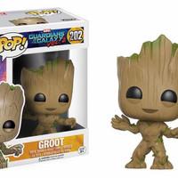 Funko Pop Figure Guardian of the Galaxy 2 /Figure Groot / Baby Groot 2