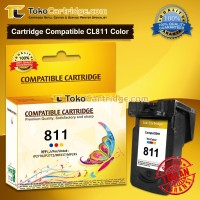Cartridge Recycle Canon CL811 Color, Canon IP2770 MP237 MP245 MP258 MP
