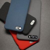 Jelly Softcase Scrub Case iPhone 8 8 Plus 6 6Plus Casing iPhone 7 Plus