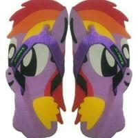 Size 34,36 Sandal Lucu Sancu Little Ponny