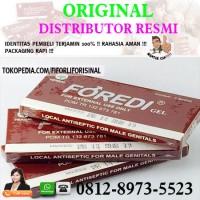 Jual FOREDI-GEL Asli Original - Obat herbal Pria Tahan Lama