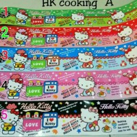 Border List Wall Sticker HK Cooking A