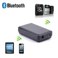 Audio Bluetooth Music Receiver 3.5mm Jack Aux Stereo Wireless