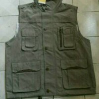 vest rompi new fashion mancing wartawan