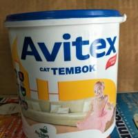 Cat Tembok AVITEX 5KG / Tersedia Warna