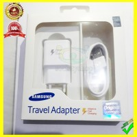 Fast Charging Samsung Type C A3 A5 A7 S8 2017 Charger Casan Tipe C hp