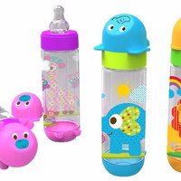Botol Susu ANIMAL Baby Safe 250ml ( BPA FREE ANTI COLIC)