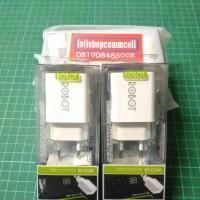 ROBOT Adapter RT-C04S Dual USB 1A&2.1A