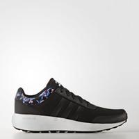 Adidas Neo Label Cloudfoam Race Shoes Black Original