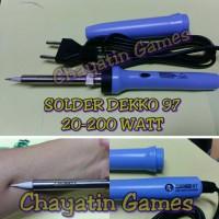 SOLDER DEKKO TYPE 97 ORI (20-200 WATT)