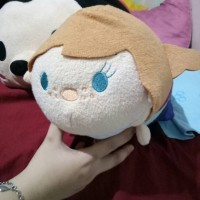 Boneka disney Anna Tsum Tsum size medium 30cm