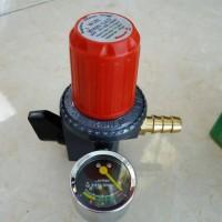 WINN GAS Regulator LPG Tekanan Tinggi High Pressure + Meteran W 181 M