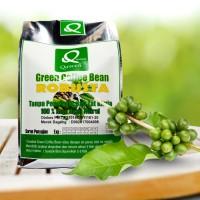 Green Coffee Bean Robusta - Kopi Hijau Biji Untuk Diet Alami