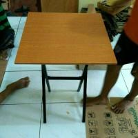 meja lipat / meja cafe / meja cafe lipat / meja bazar /meja lipat anak