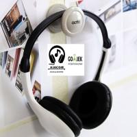 Headset, Headphone Stand / Hanger DINDING - ACCTO HIJAU