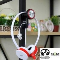 Headset, Headphone Stand / Hanger DINDING - ACCTO HITAM