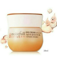 DISKON Etude HOUSE - MOISTFULL COLLAGEN EYE CREAM 28MK