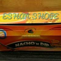 El sabor chilli Nacho & Chesse dip 175 Gr