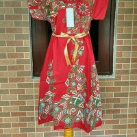 fashion anak 1-2/dress anak/batik anak/baju anak/dress batik