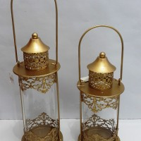Lentera / Candle Holder / Tempat Lilin Cantik / Tempat Lilin Unik