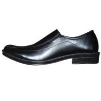 Sepatu Kerja Pantofel Kantor Black Big Size 44 & 45