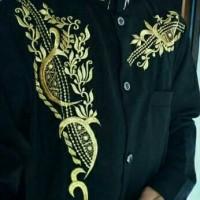 baju jasko bordir kain amerikandril