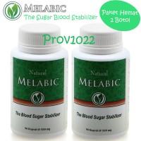 MELABIC - Obat Herbal Diabetes