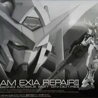 Bandai RG Gundam Exia Repair II Premium Limited Edition