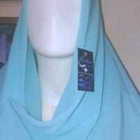 jilbab segi 4 polos