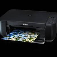 Printer Canon MP 287 + infus + pembuangan
