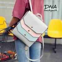 Tas fashion wanita murah backpack dna grosir turun harga tas ransel