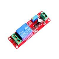 12V Delay Timer Monostable Switch Relay Module NE555 Car Oscillator