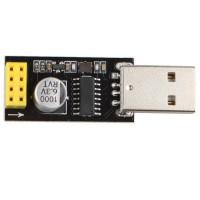 USB to ESP8266 Serial - ESP01 Programmer Adapter UART GPIO0 ESP-01