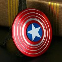 RARE Fidget Spinner NS 32 Captain America