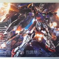 MG Gundam Wing Proto Zero Master Grade 1/100 Daban Model NEW MIB base