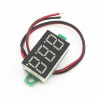 0.36`LED Digital Voltmeter DC 5-30V
