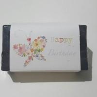 Delicate Soap Birthday Package, Paket Ulang Tahun
