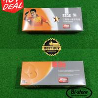 Bola ping pong DHS original 1 star isi 10 pcs