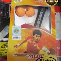 Bat ping pong / tenis meja 729 Racket 2040