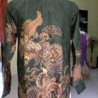kemeja batik doby sutra Limited